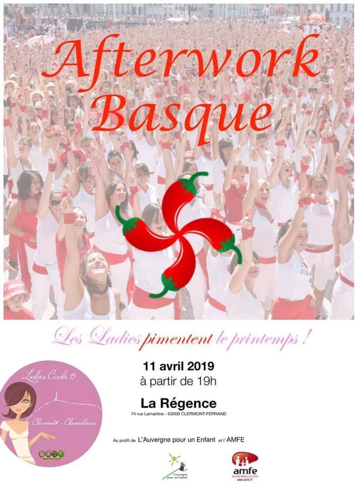femme vaste gamme de haut de gamme authentique Action Afterwork Basque